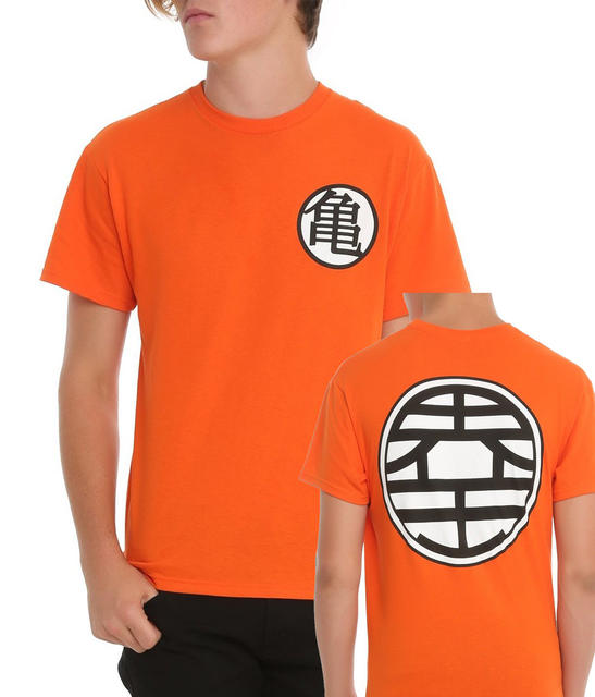 Dragon Ball Kame Symbol T-Shirt