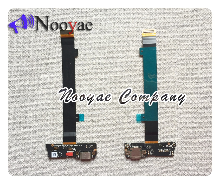 Original Brand New For Letv Le 2 Pro LeEco Le2 Pro X620 X621 X626 USB Dock Charging Charger Port Flex Cable Microphone Board
