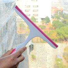 Оконные скребки, тряпка-щетка для очистки стекла, экологически чистый мягкий скребок для стекла, очиститель для стекла, вспомогательный инструмент для бытовой очистки