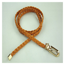 Womens Summer Thin Belt Waist Chain Handmade Woven Decoration Fashion Wild Explosion Student Small Fresh Trend