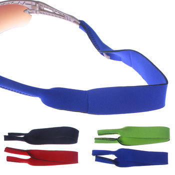 High Quality New Outdoor Spectacle Glasses Sunglasses Stretchy Sports Band Strap Belt Cord Holder Neoprene Sunglasses Eyeglasses Men's Eyewear Accessories