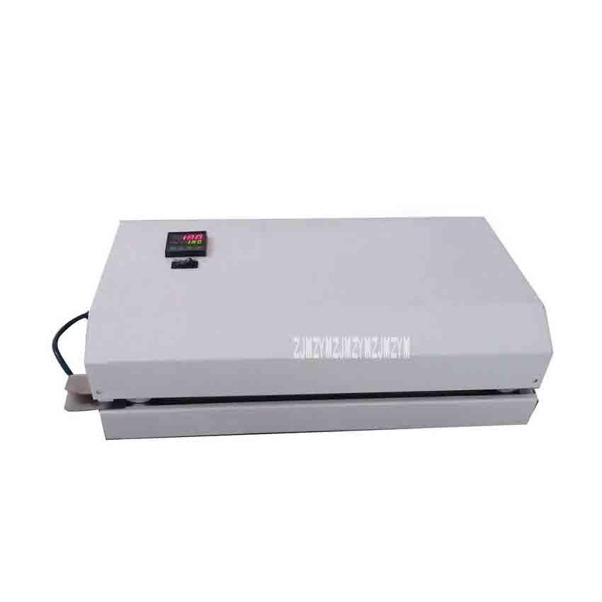 New Arrival 220V 550W Automatic Sealing Machine Low Temperature Plasma Sterilization Bag Sealing Machine 12MM 50 300 Degrees