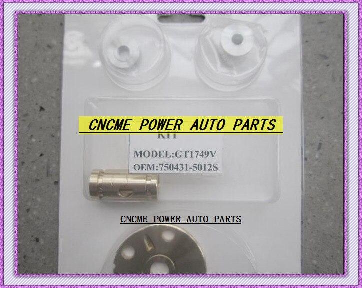 Perbaikan TURBO Kit membangun kembali GT1749V 750431-5012 S 750431-5009 S  750431 7794144E03 Untuk BMW 320D E46 320TD 120 E83 X3 520D M47TU 2.0L d8ef901b2f