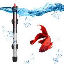 110 v-220 v YUGE регулируемый термостат с жидкокристаллическим экраном нагревательным элементом 25 W/50 W/100 W/200 W/300 W погружной аквариумный бак для нагревания воды