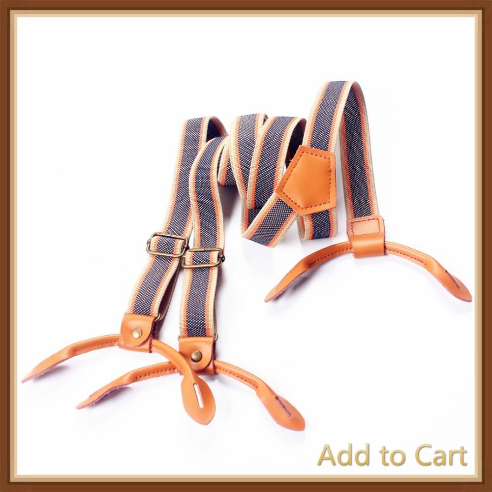 Fashion-Mens-2-5-cm-Width-Adjustable-6-Clip-on-Y-Back-Solid-Orange-Blue-Elastic_meitu_2