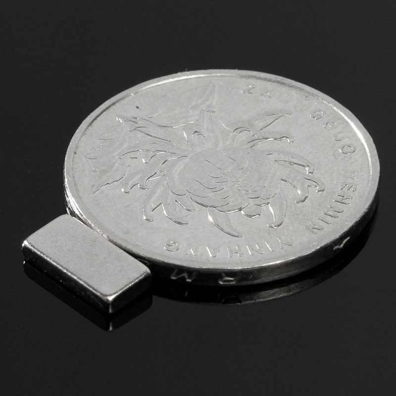 プロモーション価格60ピース立方体n52ネオジム磁石材料ブロックレア地球ネオジム永久超強力磁石10 × 5 × 2ミリメートル
