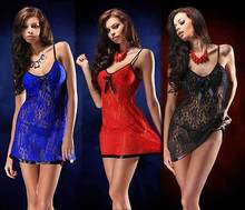 Sexy Lingerie Lace Babydoll Underwear Sleepwear Plus Size 10 12 14 16 Night