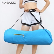 2019 Fashion Men And Women Yoga Mat Bag Fitness Multi-functional Sports Backpack Canvas Large Capacity Special