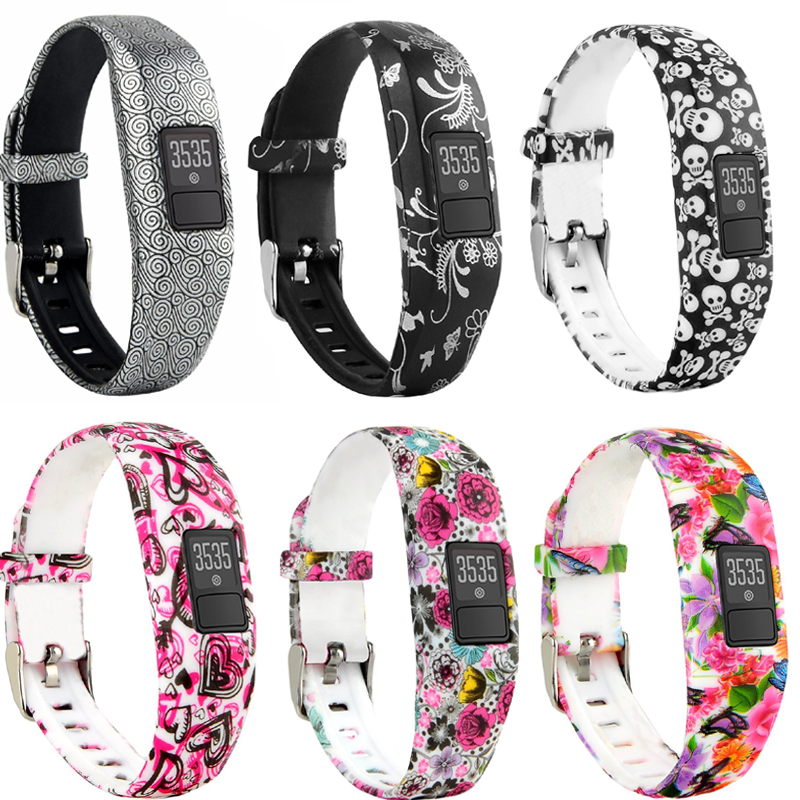 ⃝Garmin vivofit 3 banda Smart fitness reemplazar pulsera Correa ...