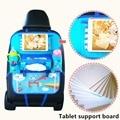 Мультяшный автомобильный органайзер  сумка для хранения автомобильных сидений  держатель для автомобильных чашек  подвесная сумка для мал...