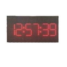 64x32 P3 Led dijital saat RGB Led matris 192x96mm HD P3 Led Panel