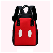 New multi-function Mummy bag portable baby care travel large capacity waterproof urine backpack