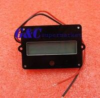 12V 24V 36V 48V Battery Capacity Tester Indicator For Lead Acid Lithium LiPo LCD