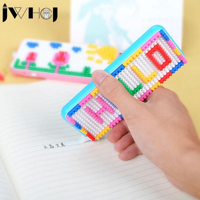 2в1 корректор и игрушка лего | Aliexpress