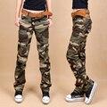 Женский модный свободного покроя тонкие камуфляжные штаны женские свободного покроя брюки женские брюки комбинезоны