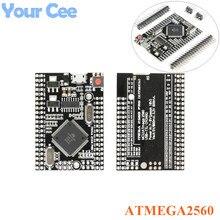 MEGA 2560 Pro встроенный ATMEGA2560-16AU макетная плата основная плата CH340G с usb-разъемами совместима с Arduino Mega2560 DIY