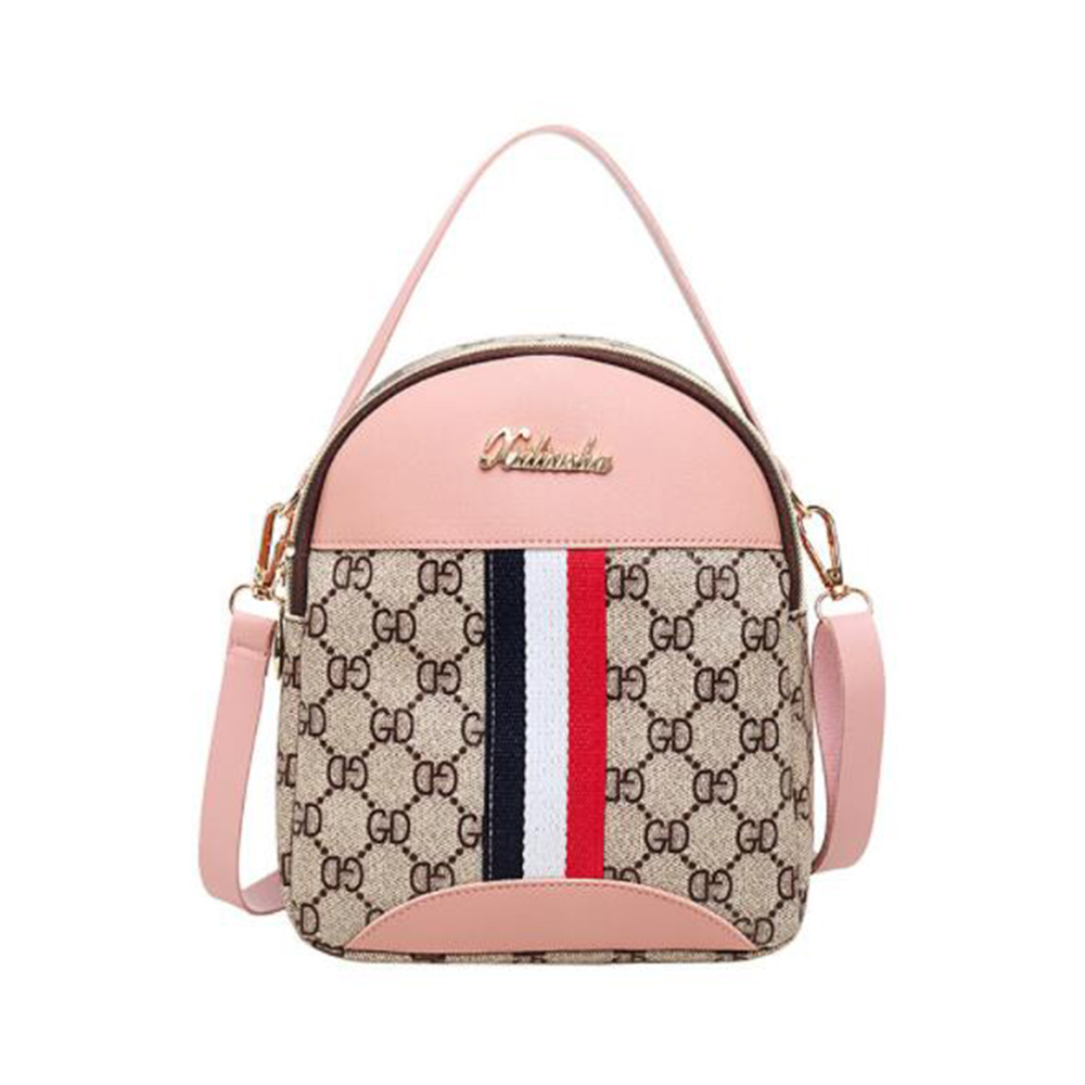 2019 PU leather Summer Small Women fashion Student Travel Shoulder Bags Girls Female Color collision Mochila for girls2019 PU leather Summer Small Women fashion Student Travel Shoulder Bags Girls Female Color collision Mochila for girls