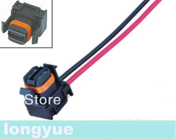 longyue 20pcs 2 pin vehicle waterproof socket distributor wiring rh aliexpress com distributor wiring harness 93 toyota celica hei distributor wiring harness