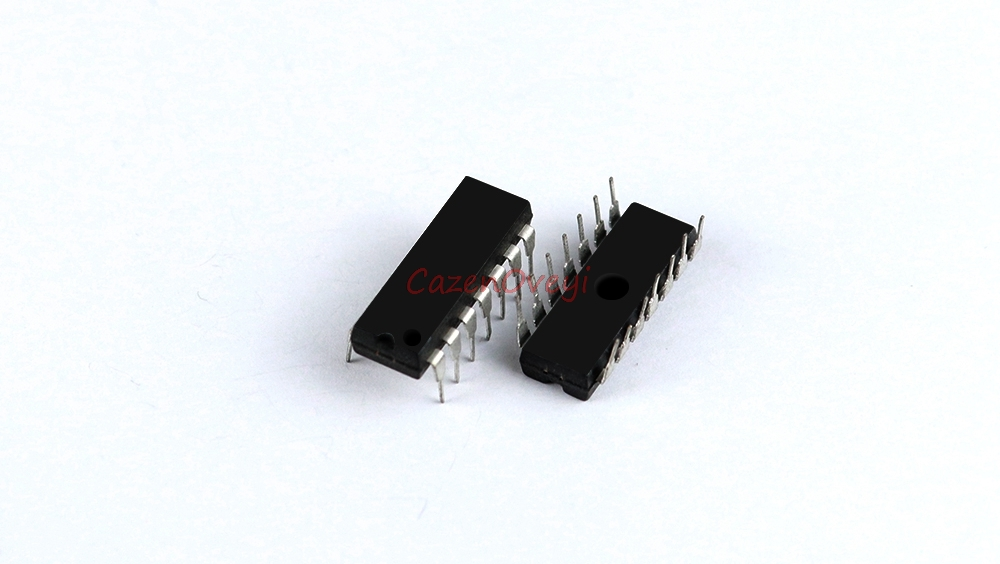 10pcs/lot MC14093BCP DIP-14 MC14093B image