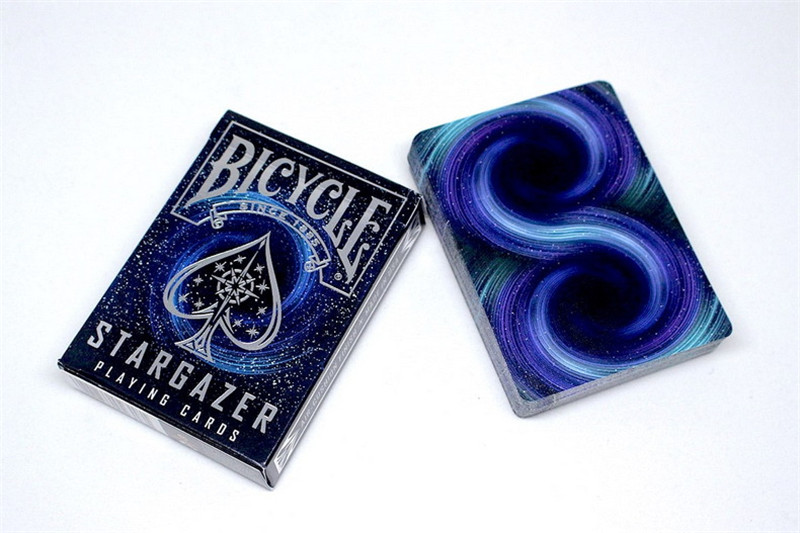 Bicycle-Stargazer-Deck-Poker-Size-Standard-Playing-Cards-Magic-Cards-Magic-Props-Close-Up-Magic-Tricks-for-Professional-81384-2