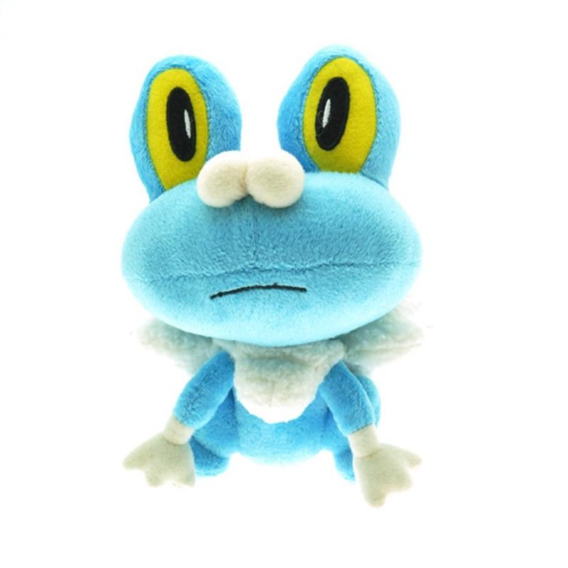 Newest Pokemon XY Froakie Plush Toy Dolls Kawaii 18cm Frogs Game Soft Stuffed Animals Toys Doll Gift For Kids