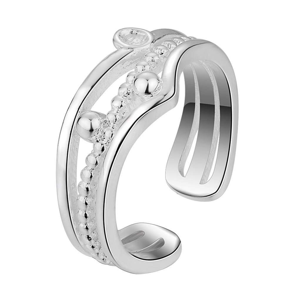0 Silver plated ring, silver fashion jewelry ring For Women&Men , WPRZDTIP PAMOVYCN