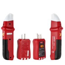 цена на UNI-T UT25A Circuit Breaker Finder Fuse Socket Tester Electrician Diagnostic  tool with LED