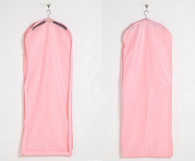 Longitud de 150 la venta vestido de boda barato bolsa de polvo la ...