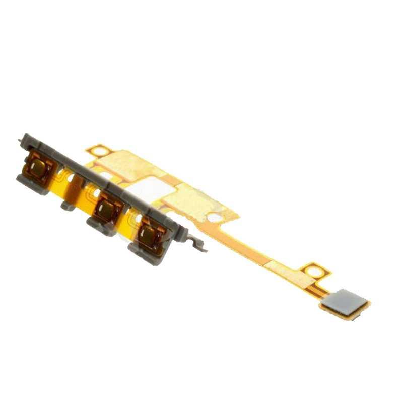 IPartsBuy боковые клавиши (Мощность кнопку и кнопки регулировки громкости) шлейф Замена для sony Xperia Z1 Compact/D5503