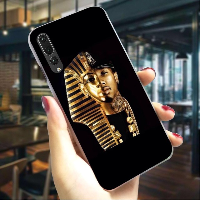 Tyga Hard Cover for Huawei P20 Lite Slim Phone Case for Huawei P10 Lite P20 Pro P Smart 2019 Back Skin