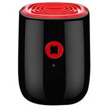 800Ml elektryczny osuszacz powietrza do domu 25W Mini domowe osuszacze powietrza przenośny przybory do czyszczenia osuszacz powietrza pochłaniacz wilgoci