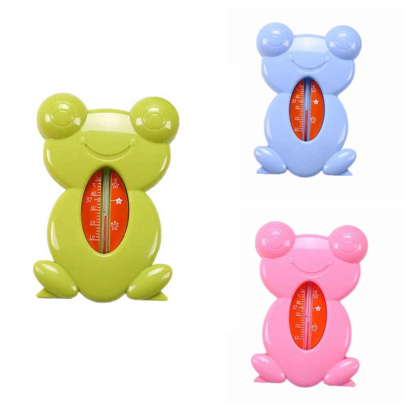 Baby Thermometer Cartoon Water Temperature Meter Baby Infant Bath Shower Thermometer