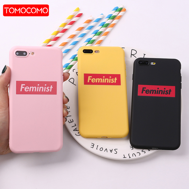 coque iphone 6 feminist