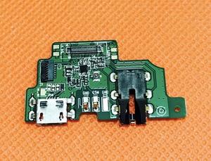 Image 2 - Original USB Plug Charge Board For LEAGOO T5 MTK6750T Octa Core 5.5Inch FHD Free Shipping