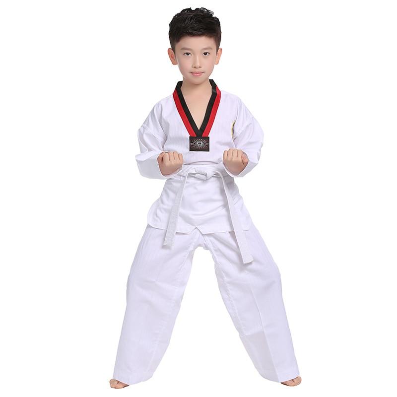 Taekwondo Uniform Traditional white (26)