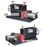 Wire Stripper Porous Peeling Machine Hand Electric Dual use Scrap Wire And Cable Stripping/skinning Machine B801 3