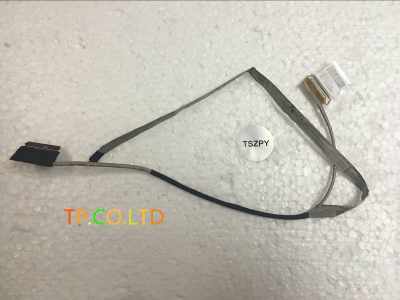 NEW for HP Probook 450 G3 455 G3 series Lcd display video cable P/N DD0X63LC320,Free shipping!! soncci for hp pavilion g7 g7 1000 17 3 series lcd video cable repair parts for hp g7 g7 1000 lcd display video flex cable