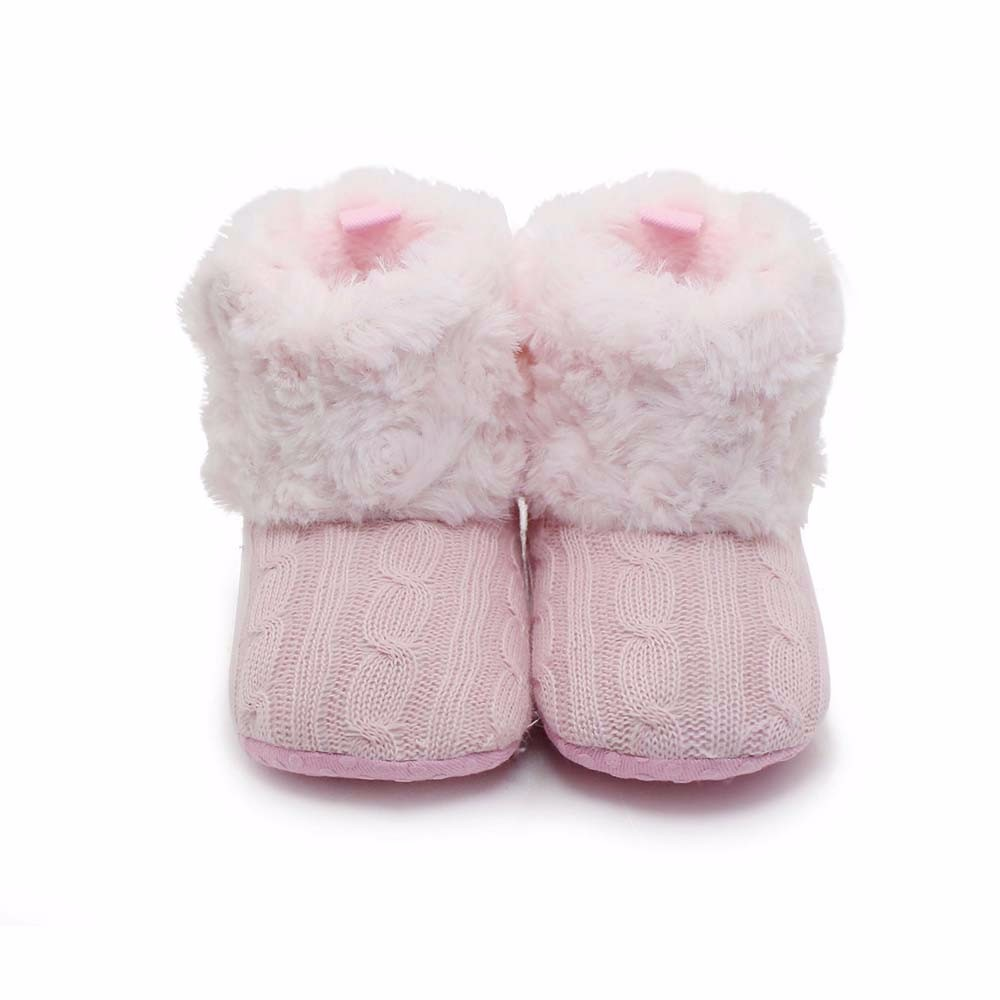 Newborn Baby Boots Pure Cotton
