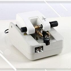 Instrument optique de 220V   Équipement pour lunettes à lentille d'optica, machine à rainurer, équipement optique CE