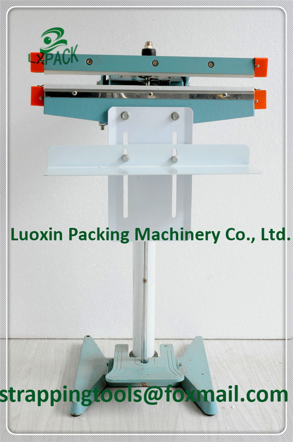 LX-PACK Portable Heat Sealers Hand Type Sealer Hand impulse heat sealer Industrial Deluxe Home using type 200mm - 400mm details about 4 hand impulse sealer 110volts new