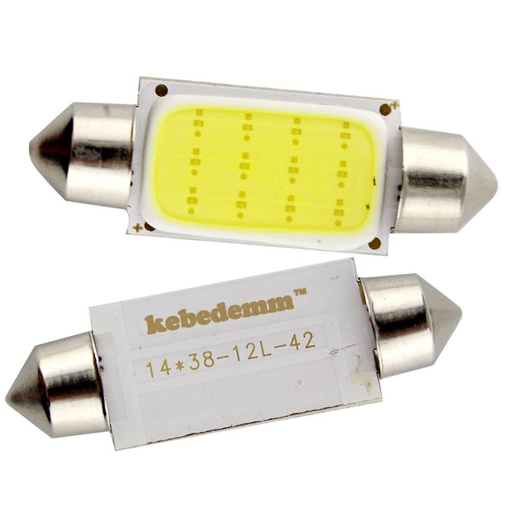 HTB1q43RXL5TBuNjSspcq6znGFXaF kebedemm 10pcs/lot 31mm 36mm 39mm 41mm Car COB 1.5W DC12V Interior Car LED Bulbs Lamp Interior Dome Lights Plate lamps Bulb