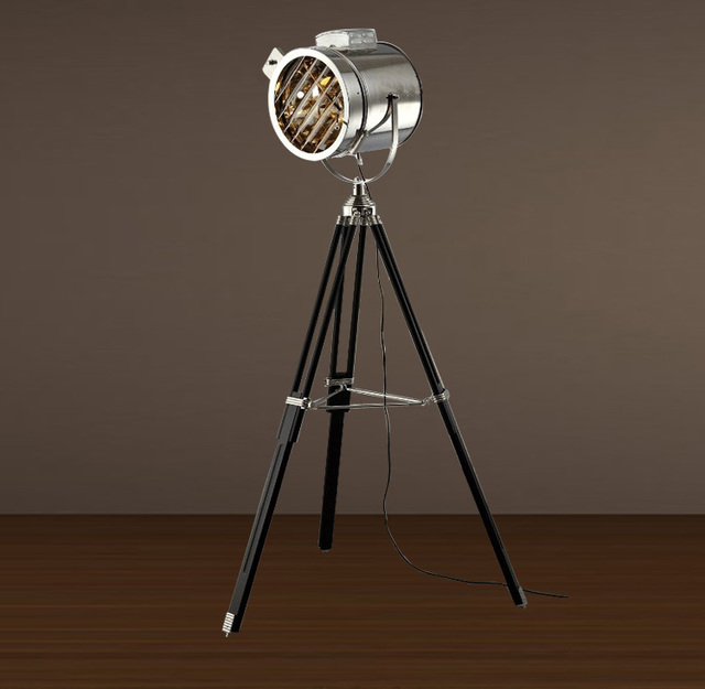American searchlight floor lamp Stage lights photography light ...