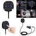 Tiptop New Bluetooth 4.0 Wireless Music Receiver 3.5mm Adapter Handsfree Car AUX Speaker OCT13