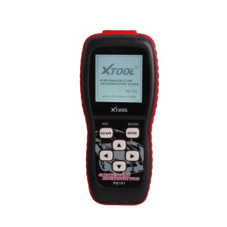 Xtool PS701 JP Scanner Diagnostic Tool for All Japanese Cars OBD2 Engine and Electronic Control Systems Free Shipping