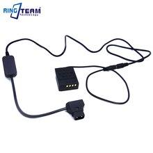 P/D-Tap кабель+ NP CP W126 Переходник постоянного тока для камер Fuji X H1 A1 A2 A3 E1 E2 E2S Pro1 Pro2 T1 T10 T20 T30 HS30 HS33 HS35 HS50 EXR