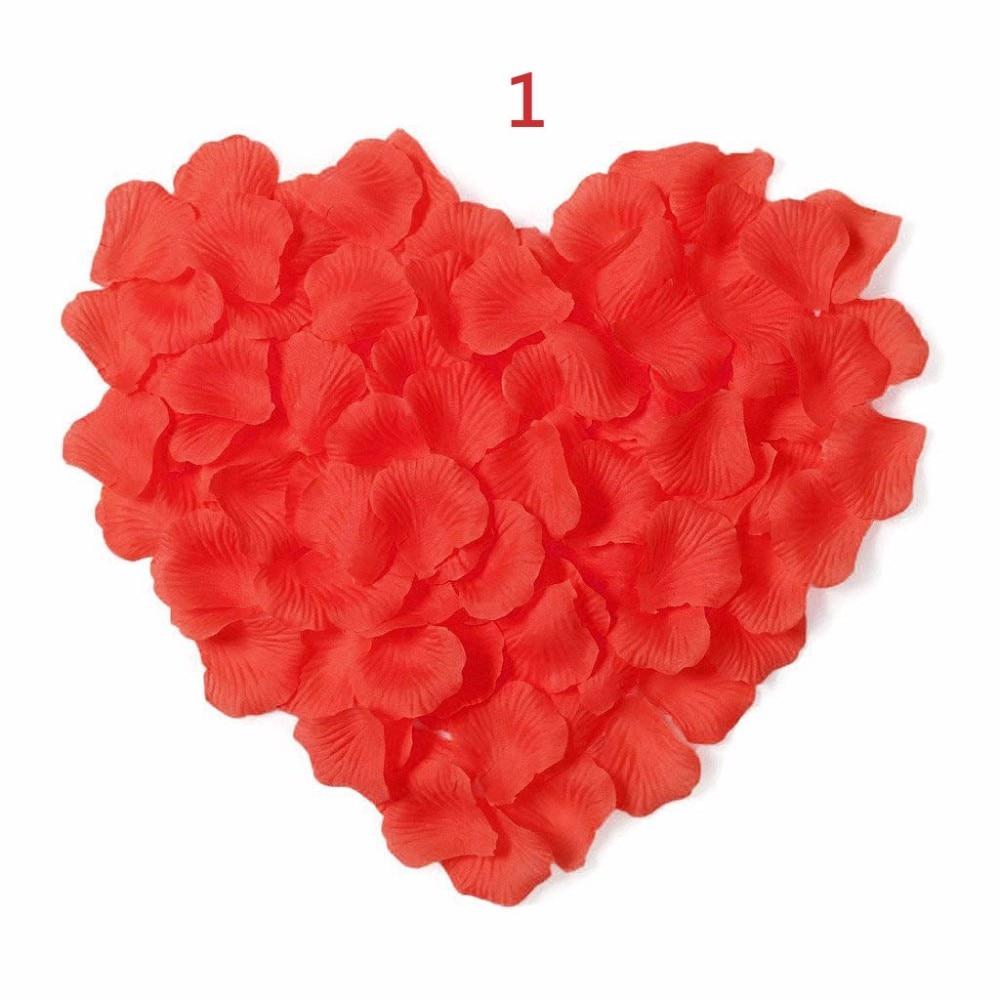 1000pc Artificial Flower Pedals 10