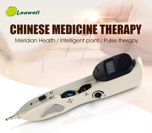 Image 1 - Combination Ultrasound Therapy Tens Acupuncture Laser Physiotherapy Machine Medical Equipment Ultrasound Point Detector Pen NEW