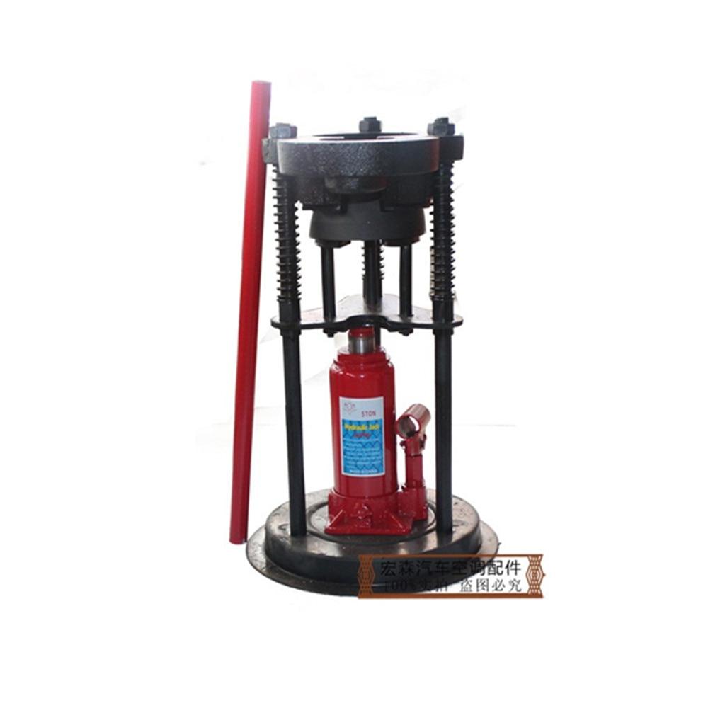 자동 에어컨 도구, 자동 AC 호스 압착 기계 / 범용 - 자동차부품 - 사진 1