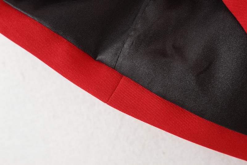 Red Blazer 21
