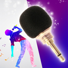 Mini 3.5mm Jack Microphone Mic For Cellphone Smartphone Mobile for iPad Phone Recording Unidirectional microphones Laptop